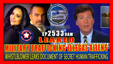 EP 2533-9AM LEAKED: U.S. MILITARY SECRETLY TRAFFICKING ILLEGAL ALIENS IN UNITED STATES