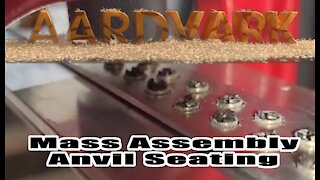 Homemade Primers - Mass Primer Assembly - Seating Anvils