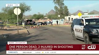 TPD: One person dead, two injured in shooting