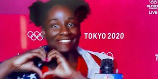 PATRIOT: American Wrestler Wins Gold, Says She 'Freaking Loves Living' in the United States