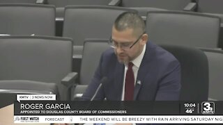 Roger Garcia appointed to fill empty seat on Douglas County Board of Commissioners