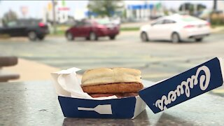 Culver's CurderBurger available on Friday for one day only