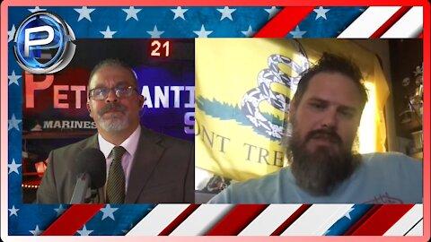 Dustin Stockton, America First Strategist! - Interview July 30, 2021