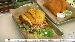 El Arepon offers a taste of Venezuelan cuisine
