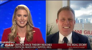 The Real Story - OAN Critical Race Theory with Andrew Giuliani