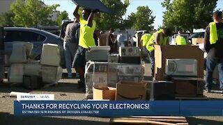 Denver7 Electronics Recycling Drive, Sunday News at 9AM