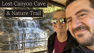 Lost Canyon Cave & Nature Trail