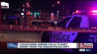 Councilman Jerram Calls to Shift Money From OPD