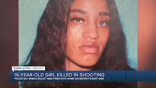Man arrested in Westland after fatal shooting of 16-year-old girl
