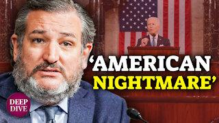 Sen. Cruz Blasts Biden's Multi-Trillion Spending Plans; SCOTUS Rules in Favor of Illegal Immigrant