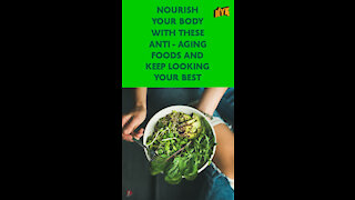 Top 4 Anti Aging Foods You Should Add To Your Diet