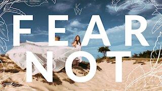 Fear Not | Katy Weirich | Official Lyric Video