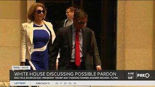 White House may pardon Michael Flynn