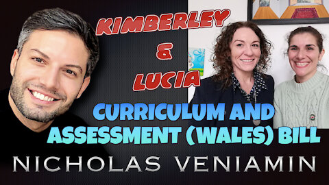 Kimberley and Lucia Discusses Sex Education with Nicholas Veniamin
