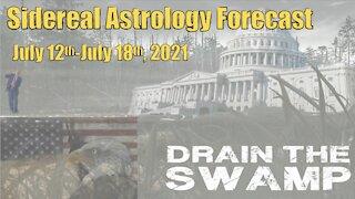 Astrology Forecast: July 12-18, 2021