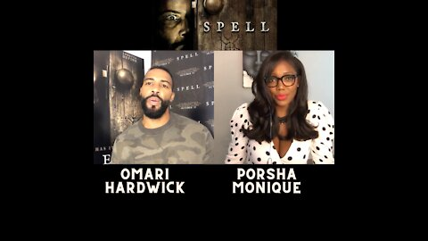 Omari Hardwick stars in terrifying thriller 'SPELL'