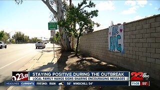 Staying positive during the COVID-19 outbreak