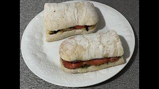 Easy and Fast Ciabatta Bread