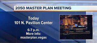 Public input sought on master plan