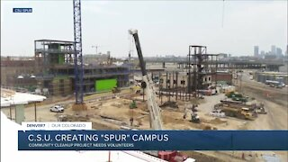 CSU Spur campus needs volunteers for cleanup projects