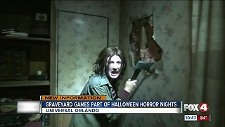 Universal announces new lineup for Halloween Horror Nights