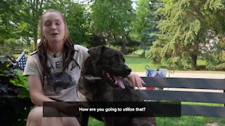 St. Johns woman and her dog win America's Top Dog