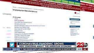 Coronavirus Pandemic Grows
