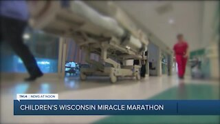 Miracle Marathon is on for Children's Wisconsin