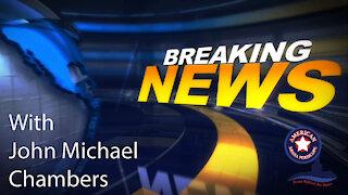 1/8/2021 | BREAKING NEWS | Pentagon Deployment Begins - 6,000 National Guard Troops