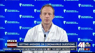 Getting answers on coronavirus questions