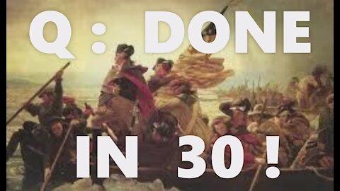 Q: The Art of The Decode Basics 101: Dan Scavino Tweets, IG Posts & Timestamps! Sting of The Century