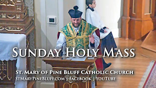Fr. Greg Ihm's Sermon for the Third Sunday in Ordinary Time, Jan. 24, 2021