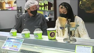 Enjoy National Ice Cream Month with Norman Love Confections