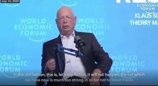Klaus Schwab CCP Virus Resets The World