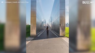 New York: une vidéo accélérée très originale