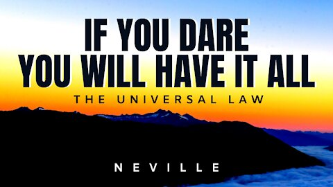 Those Who Do It Will Thrive Like Never Before | Neville Goddard (LOA)