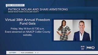 NAACP holds freedom fund gala