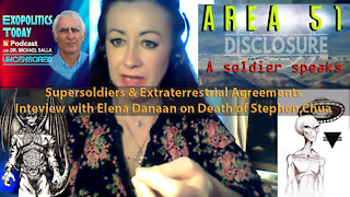 Extraterrestrial Contact & the Galactic Federation - Interview with Elena Danaan