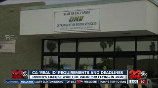 Everything you need to know about the CA 'Real ID'