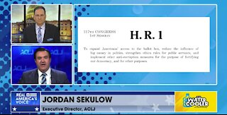 JORDAN SEKULOW ON DEMOCRATS ATTEMPT TO CHANGE ELECTION VOTING
