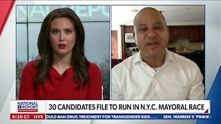 NEARLY 30 CANDIDATES ENTER NYC MAYORAL PRIMARY