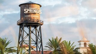 Disney Reopens Shopping Complex: Disney Springs