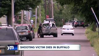 Buffalo Police investigating fatal shooting on east side