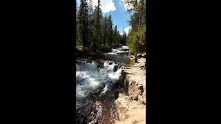 Provo River Falls (Summer 2020)