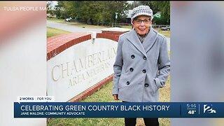 Black History Month: Honoring Jane Malone