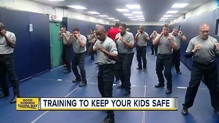 Hillsborough County Schools training SRO's