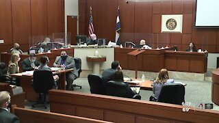 Focus shifts to evidence in Day 5 of Kylr Yust murder trial