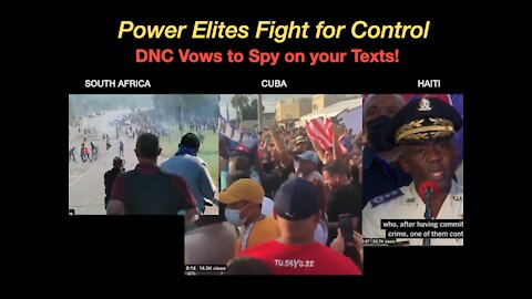 Power Elites Fight for Control
