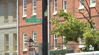 Some surprised by weekend violence in Fells Point