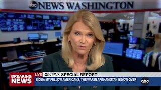 ABC Breaks Down Biden's Many Broken Promises On Afghanistan Withdrawal